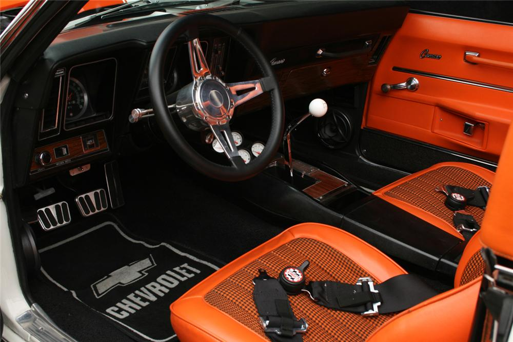 1969 chevrolet camaro rs ss pace car convertible 65916. Black Bedroom Furniture Sets. Home Design Ideas