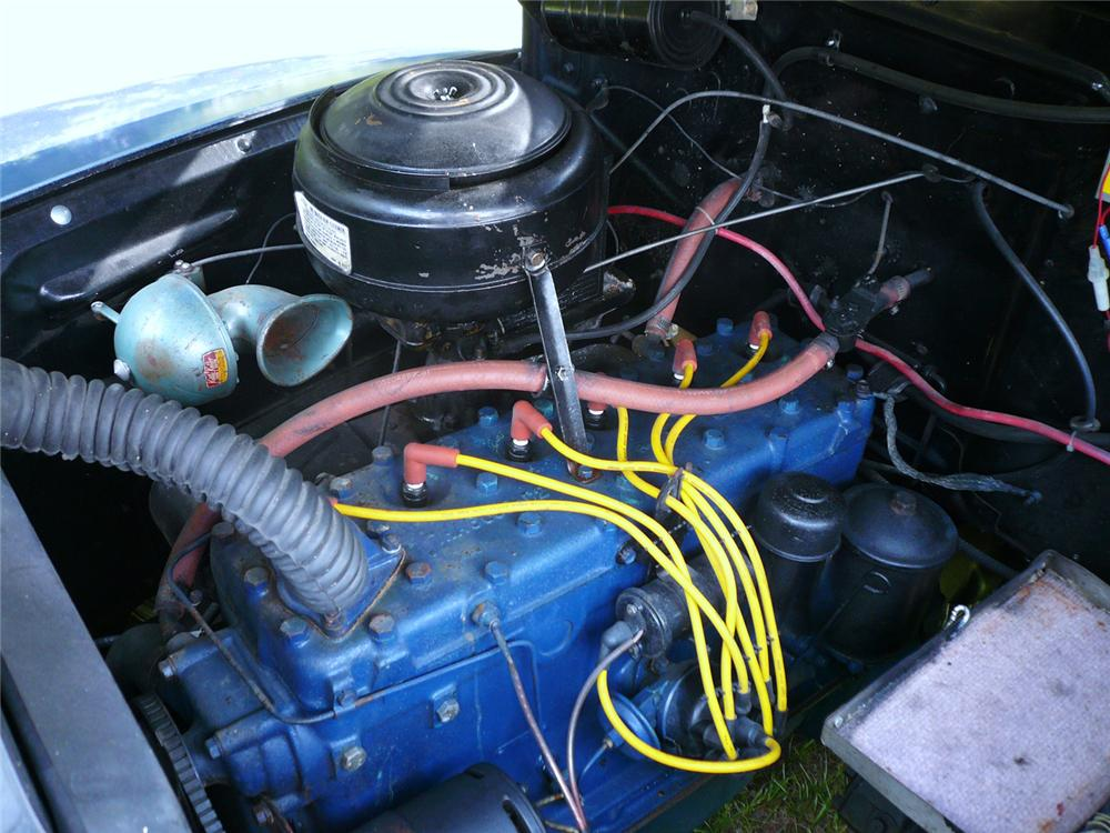 1949 FORD F-1 PICKUP - Engine - 65943