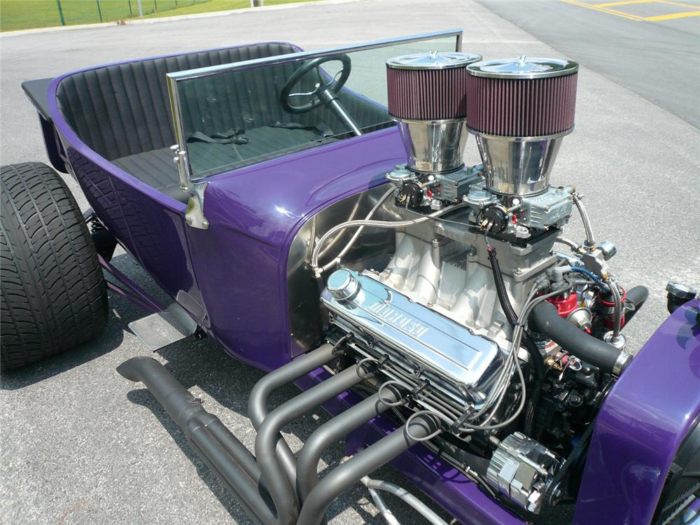 1922 FORD T-BUCKET CUSTOM - Engine - 65944