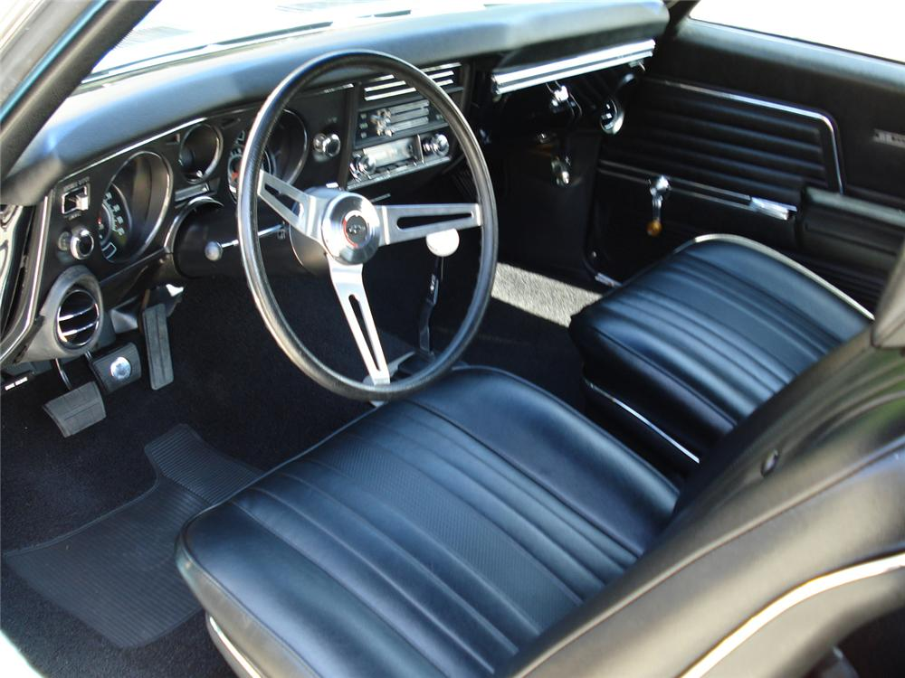 1969 Chevelle Interior & Upholstery ::: TMI Products