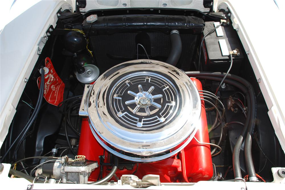 1959 FORD GALAXIE 500 CONVERTIBLE - Engine - 65986