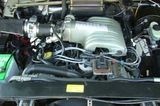 1989 LAFORZA 4 DOOR SUV - Engine - 65990