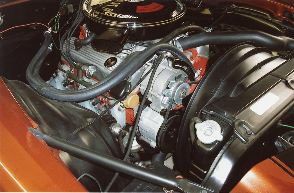 1971 CHEVROLET CAMARO Z/28 2 DOOR COUPE - Engine - 65992
