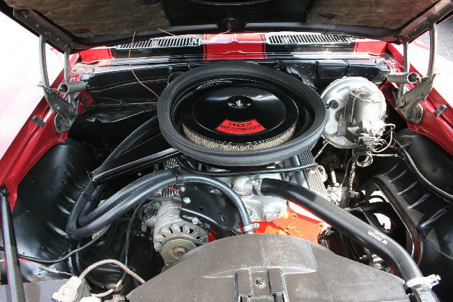 1969 CHEVROLET CAMARO Z/28 SPORT COUPE - Engine - 65999
