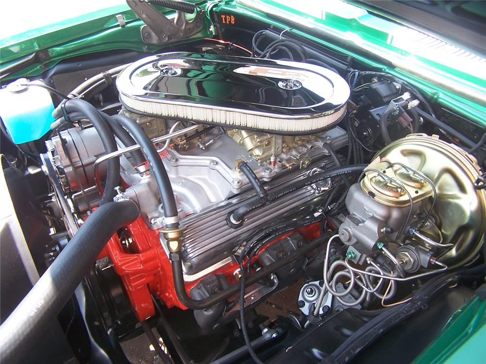 1969 CHEVROLET CAMARO Z/28 COUPE - Engine - 66024