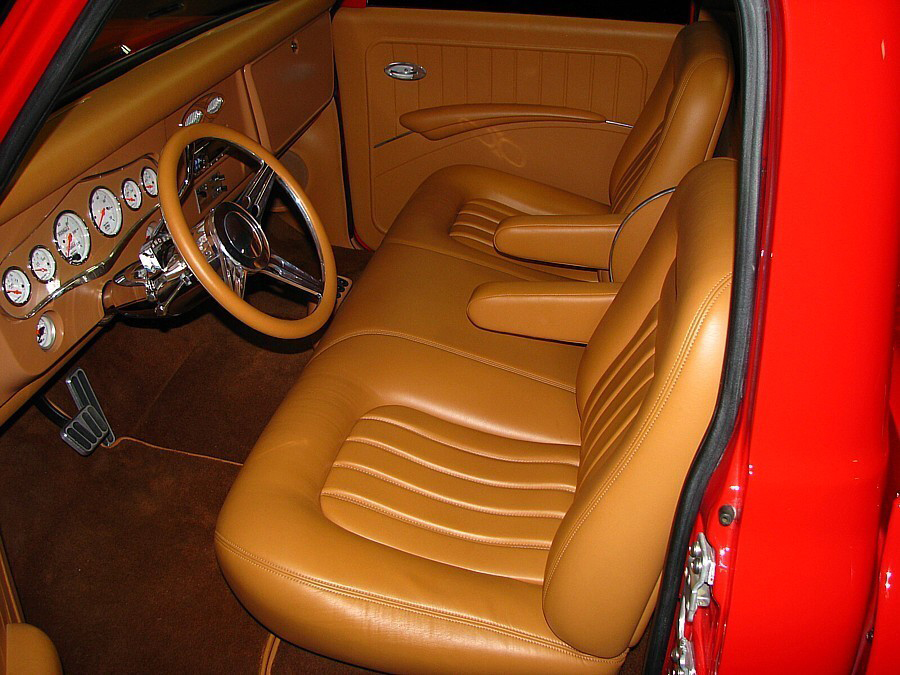 1970 CHEVROLET C-10 CUSTOM PICKUP - Interior - 66049