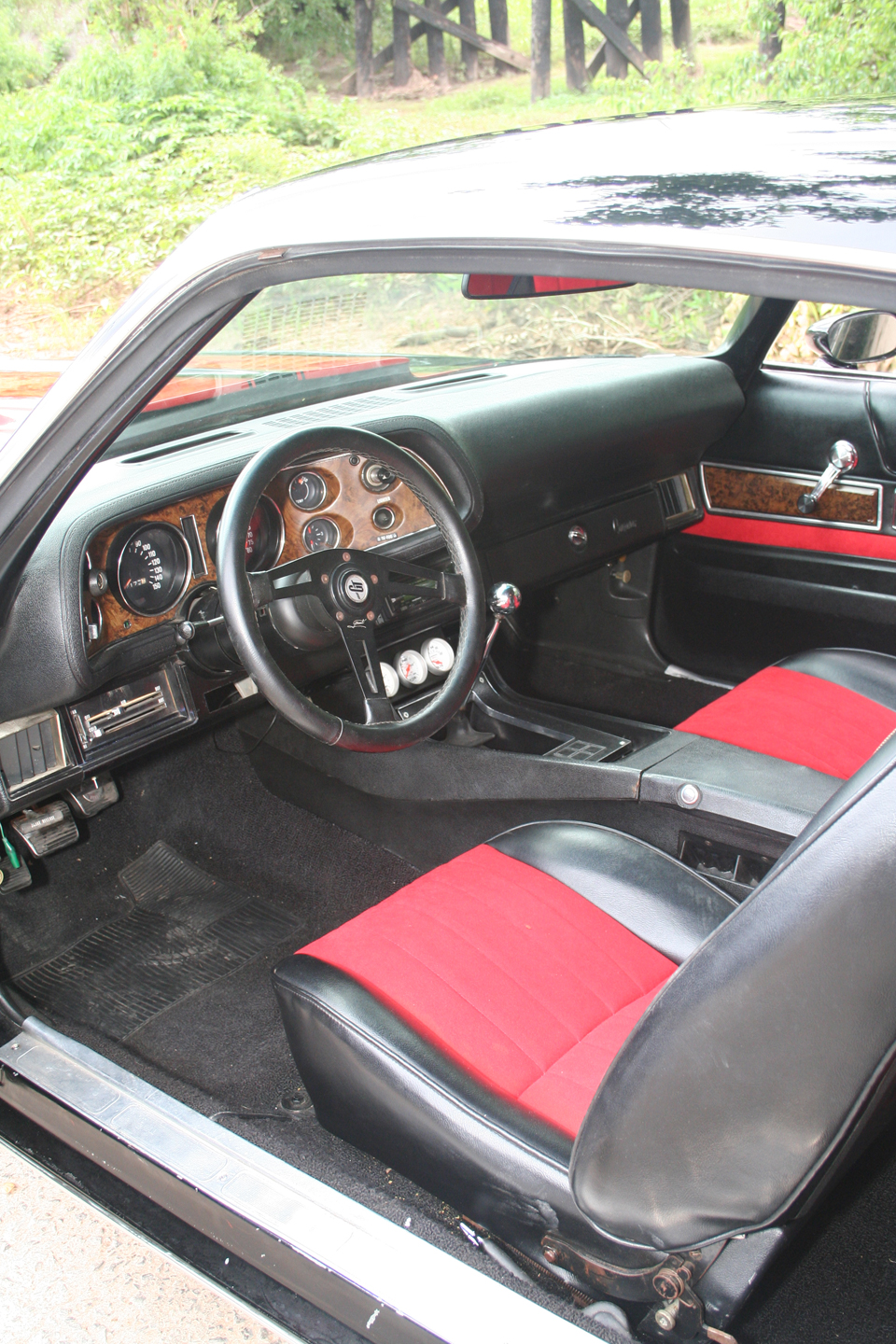 1970 CHEVROLET CAMARO Z/28 2 DOOR SPORT COUPE - Interior - 66066
