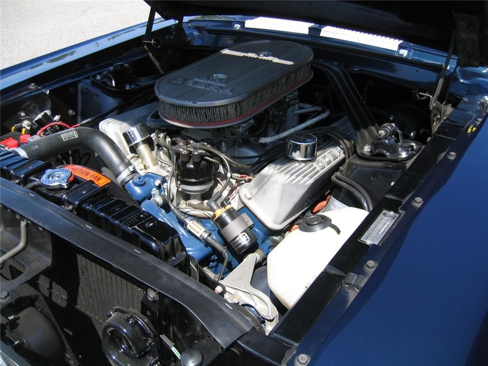 1967 SHELBY GT500 2 DOOR FASTBACK - Engine - 66069