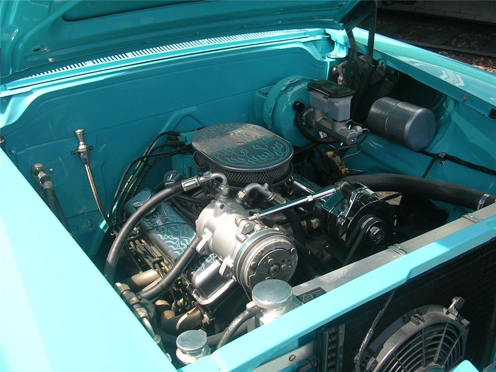 1958 CHEVROLET NOMAD CUSTOM STATION WAGON - Engine - 66070