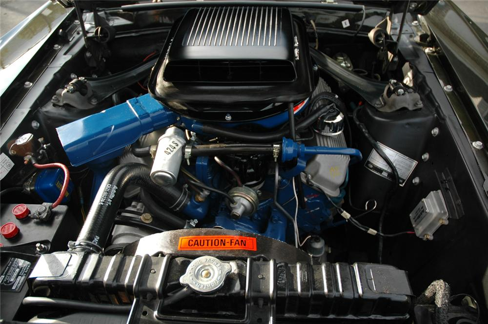 1970 FORD MUSTANG 428 SCJ FASTBACK - Engine - 66116
