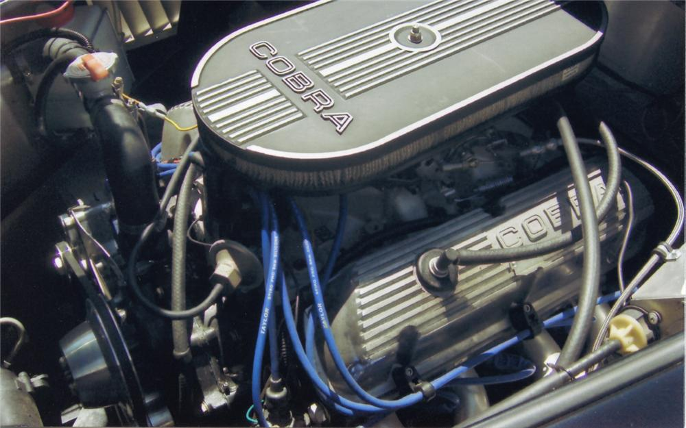 2005 FACTORY FIVE COBRA RE-CREATION ROADSTER - Engine - 66143
