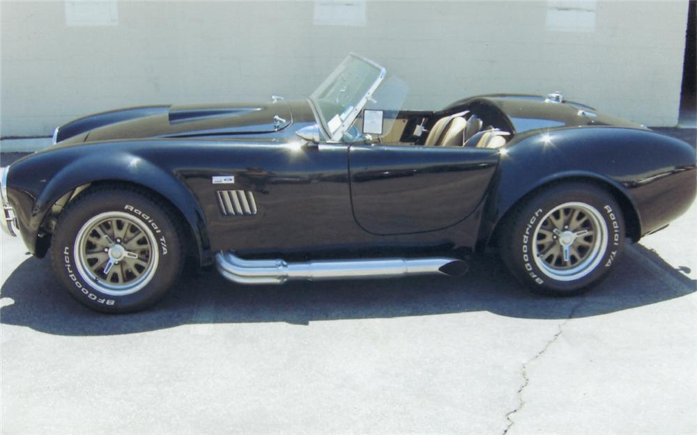 2005 FACTORY FIVE COBRA RE-CREATION ROADSTER - Side Profile - 66143