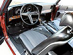 1969 PONTIAC GRAND PRIX HARDTOP COUPE - Interior - 66161