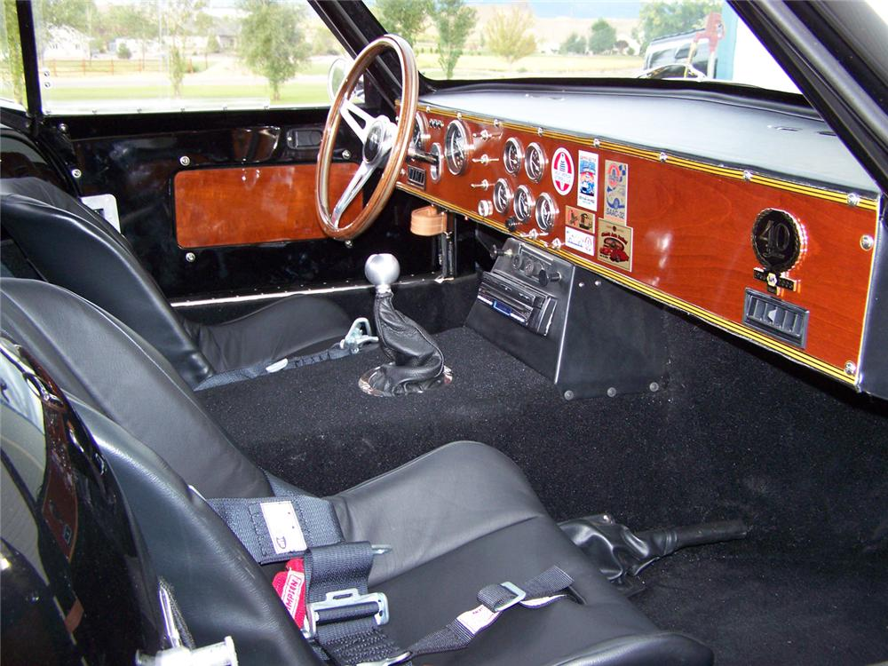 2005 FACTORY FIVE SHELBY DAYTONA COUPE RE-CREATION   - Interior - 66167