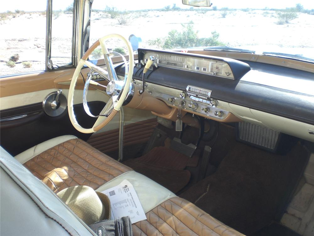 ... 1956 LINCOLN PREMIER 2 DOOR HARDTOP - Interior - 66234 ... & 1956 LINCOLN PREMIER 2 DOOR HARDTOP66234