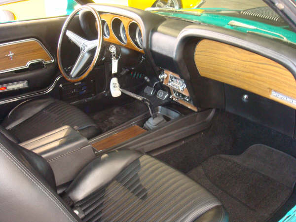 1970 FORD MUSTANG BOSS 302 FASTBACK - Interior - 66280