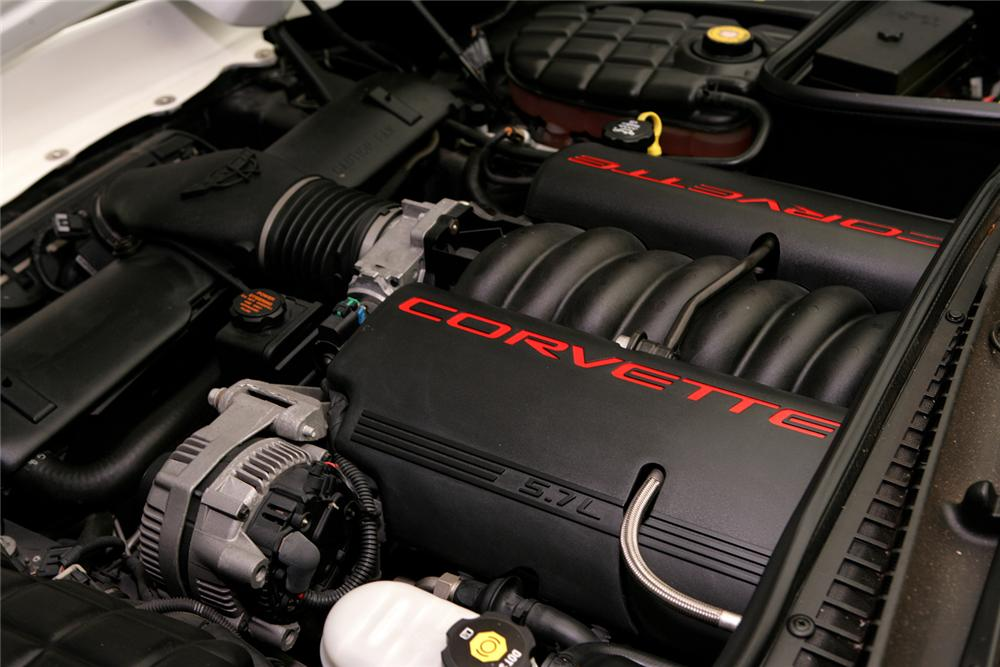 2003 CHEVROLET CORVETTE AVELATE CONVERTIBLE - Engine - 66299