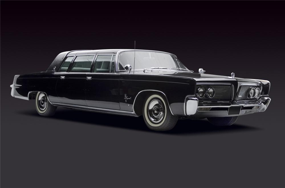 1964 Chrysler Imperial Limo By Ghia 66311