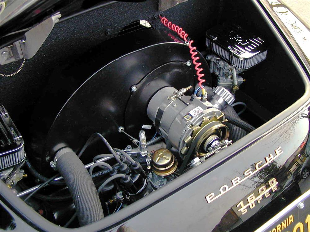 1957 PORSCHE SPEEDSTER RE-CREATION - Engine - 66316