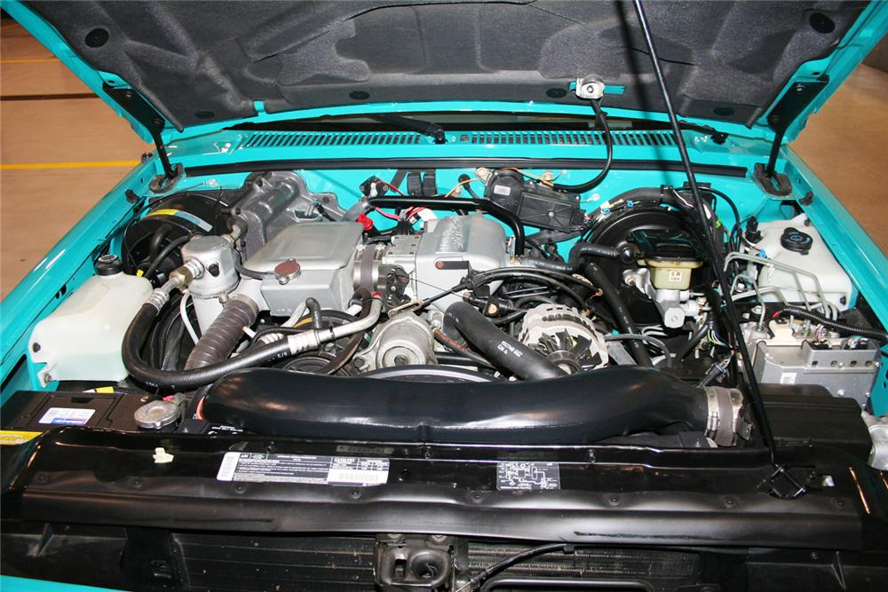 1992 GMC TYPHOON 2 DOOR - Engine - 66353