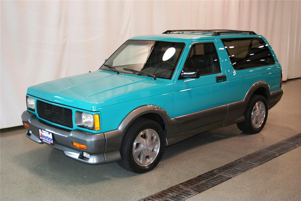 1992 GMC TYPHOON 2 DOOR - Front 3/4 - 66353