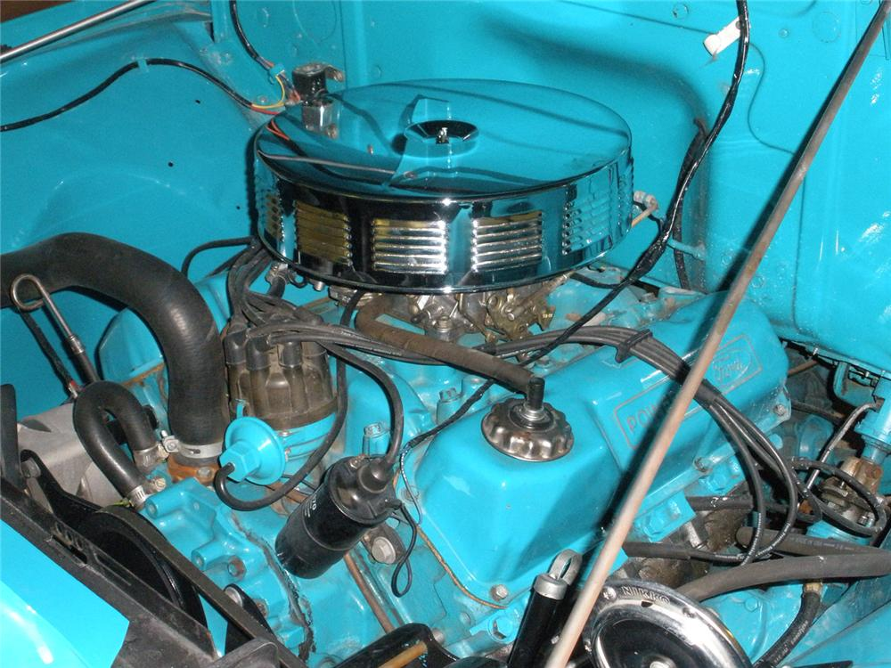 1955 FORD F-100 PICKUP - Engine - 66361