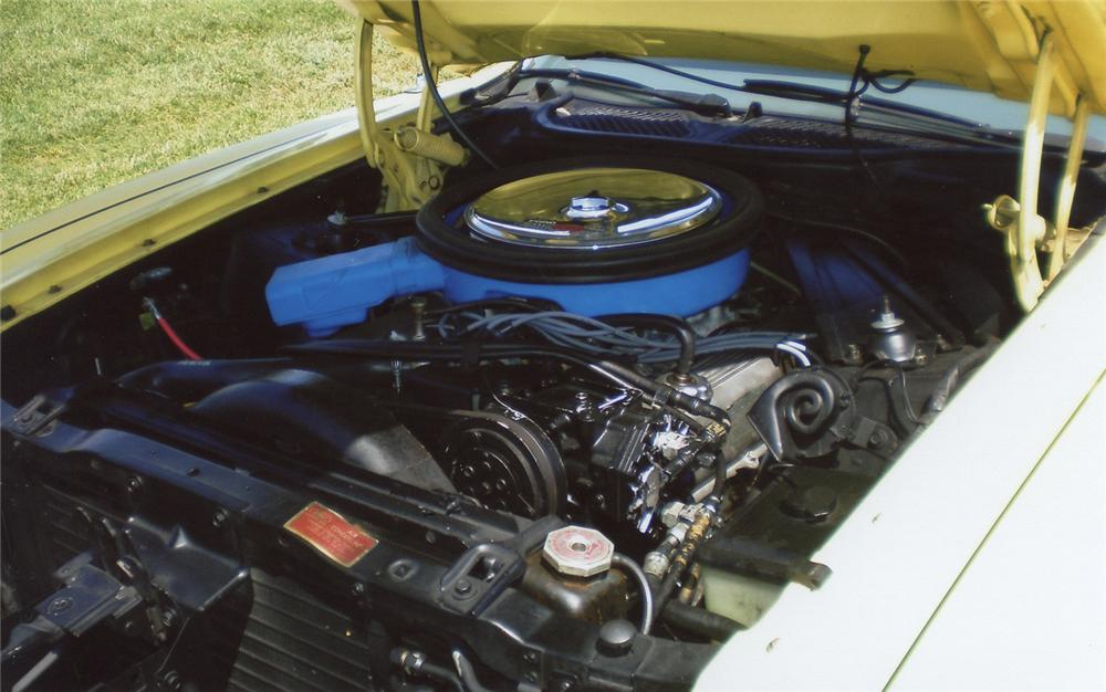 1971 FORD MUSTANG MACH 1 FASTBACK - Engine - 66379