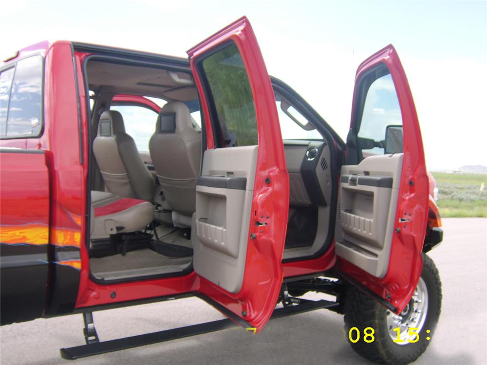 2008 FORD F-450 CUSTOM PICKUP - Interior - 66406