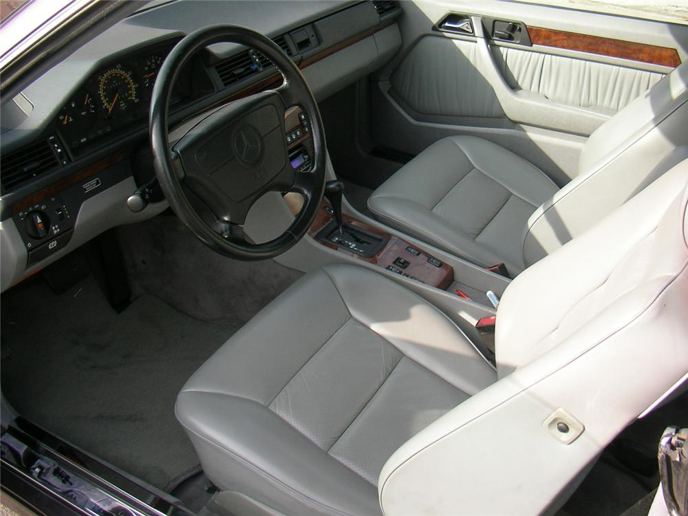 1991 MERCEDES-BENZ 300CE 2 DOOR COUPE BOSCHERT EDITION - Interior - 66419