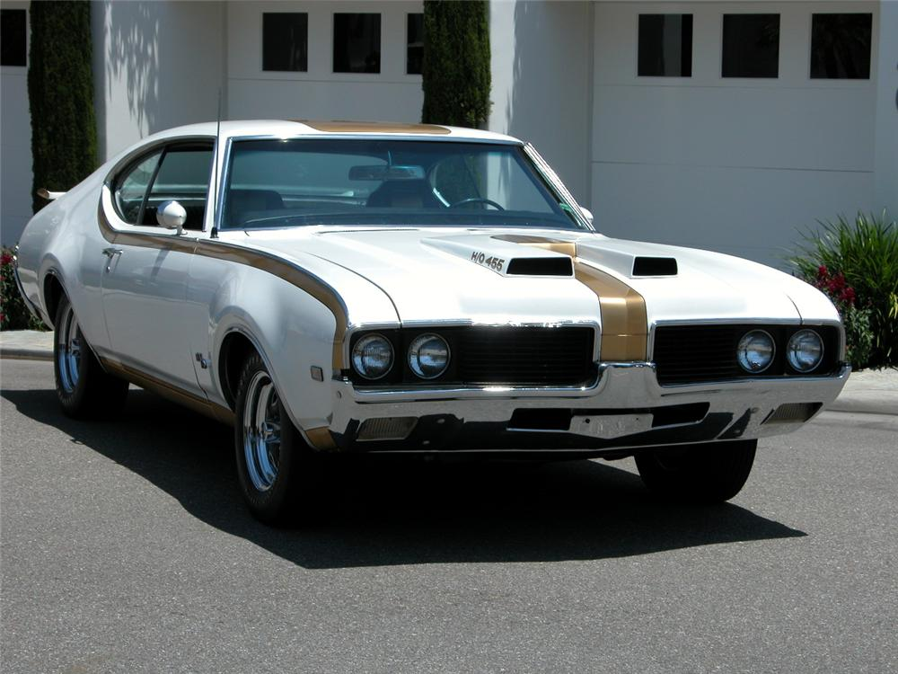 1969 OLDSMOBILE 442 HURST 2 DOOR COUPE - 66427