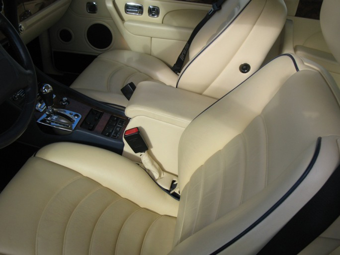2000 BENTLEY CONTINENTAL R 2 DOOR COUPE - Interior - 66444