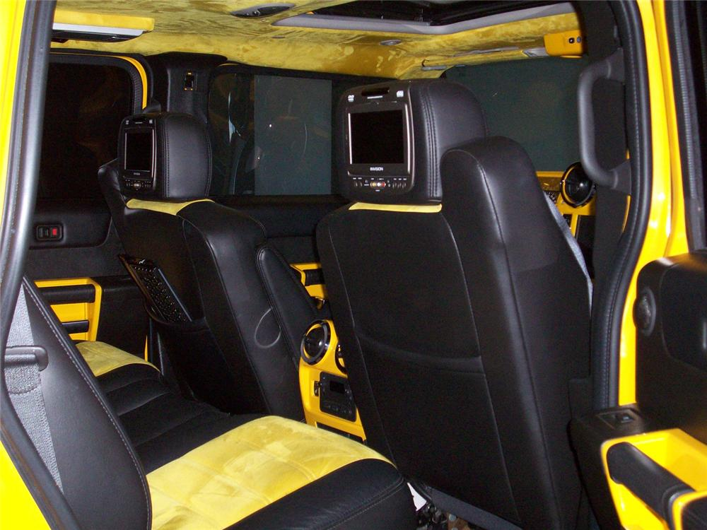 2005 hummer h2 custom suv 66466. Black Bedroom Furniture Sets. Home Design Ideas