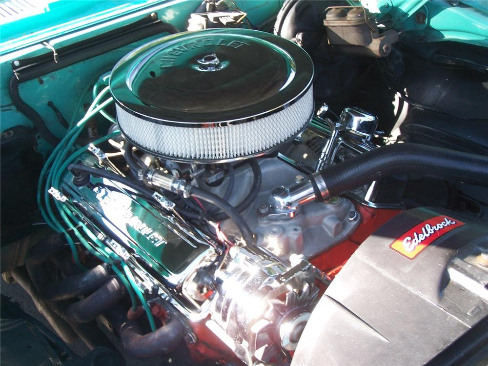 1967 CHEVROLET CAMARO RS/SS 2 DOOR COUPE - Engine - 66493