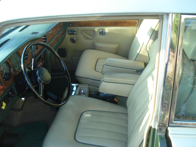 1978 ROLLS-ROYCE SILVER SHADOW II 4 DOOR SEDAN - Interior - 66494