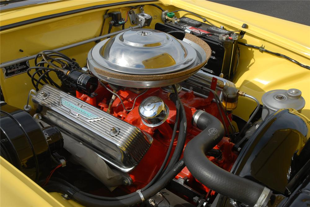 1956 FORD THUNDERBIRD CONVERTIBLE - Engine - 66501