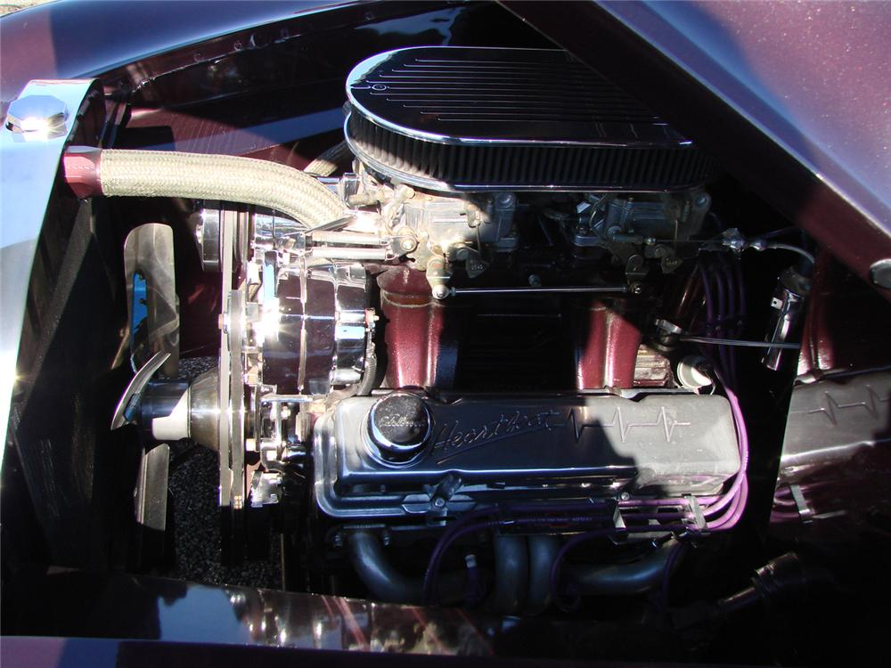 1952 CHEVROLET CUSTOM COUPE - Engine - 66510