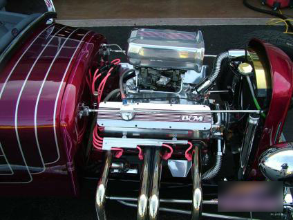 1926 FORD T-BUCKET ROADSTER - Engine - 66512