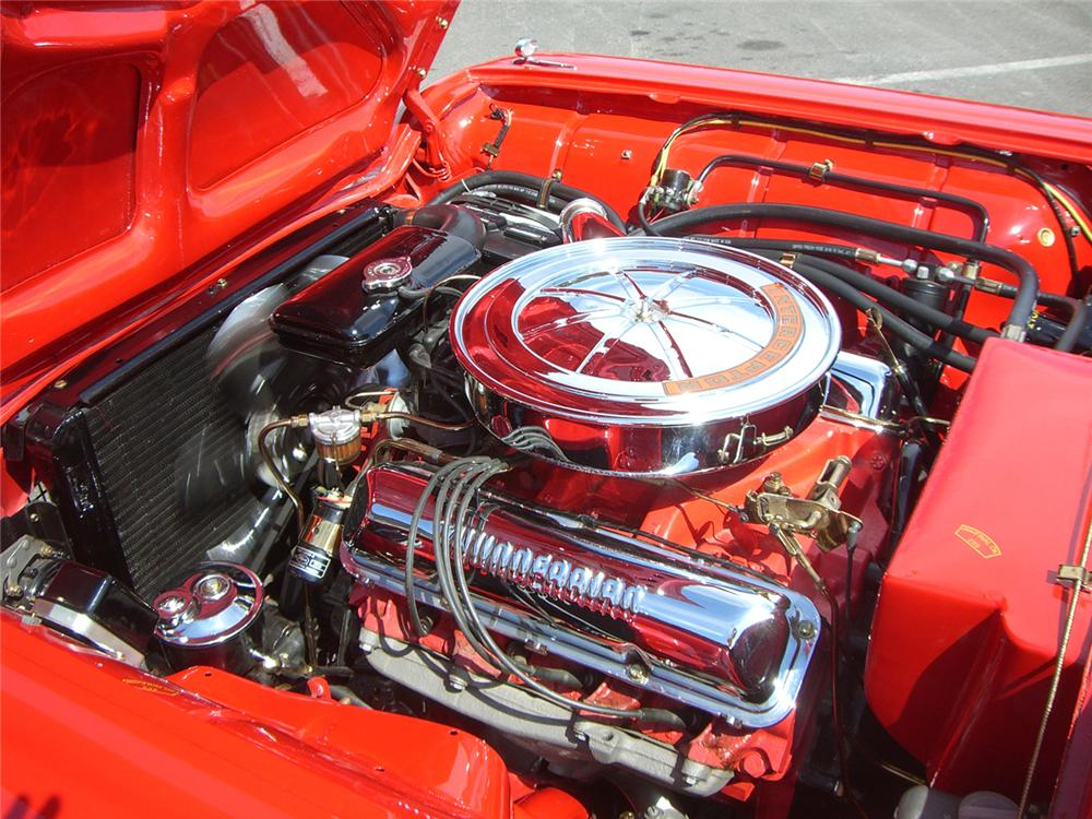 1960 FORD THUNDERBIRD CONVERTIBLE - Engine - 66519