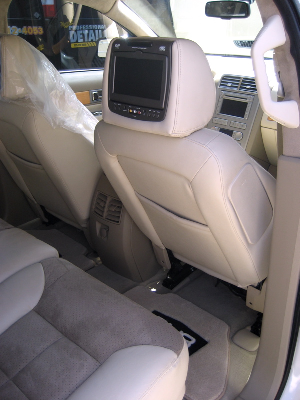 "2007 LINCOLN MKX ""DUB EDITION"" - Interior - 66667"