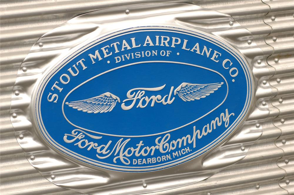 1929 FORD 4-AT-E TRI-MOTOR AIRPLANE - Side Profile - 70573