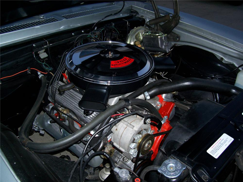 1970 CHEVROLET NOVA YENKO DEUCE COUPE - Engine - 70620