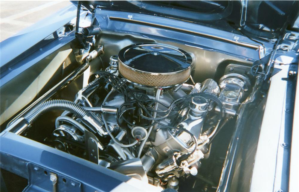 1968 FORD MUSTANG FASTBACK RESTO-MOD - Engine - 70651