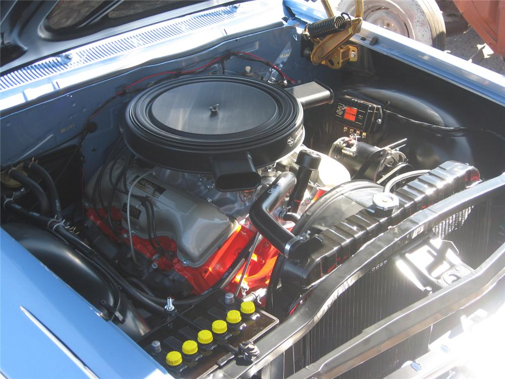 1962 CHEVROLET IMPALA SS CONVERTIBLE - Engine - 70654