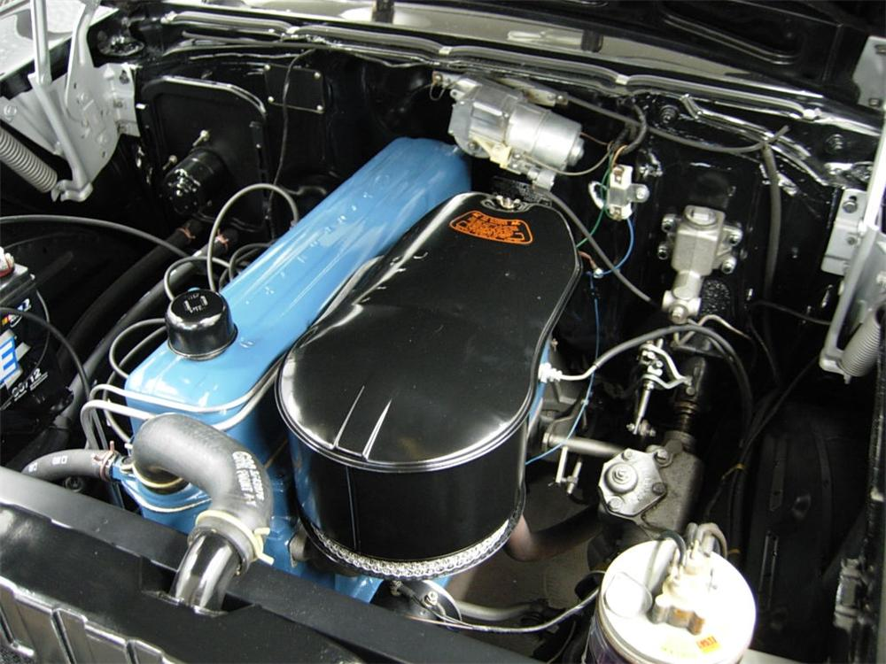 1957 CHEVROLET 150 2 DOOR SEDAN - Engine - 70731