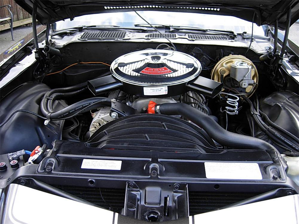 1972 CHEVROLET CAMARO Z/28 2 DOOR COUPE - Engine - 70735