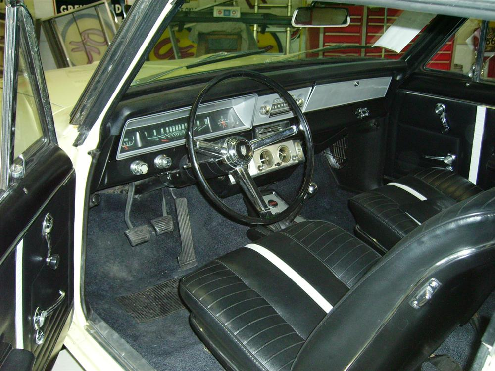 1967 CHEVROLET NOVA SS 2 DOOR HARDTOP - Engine - 70752
