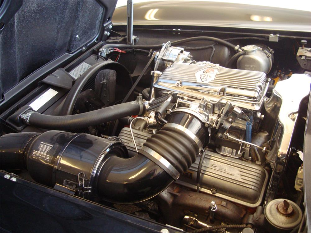 1963 CHEVROLET CORVETTE COUPE - Engine - 70755