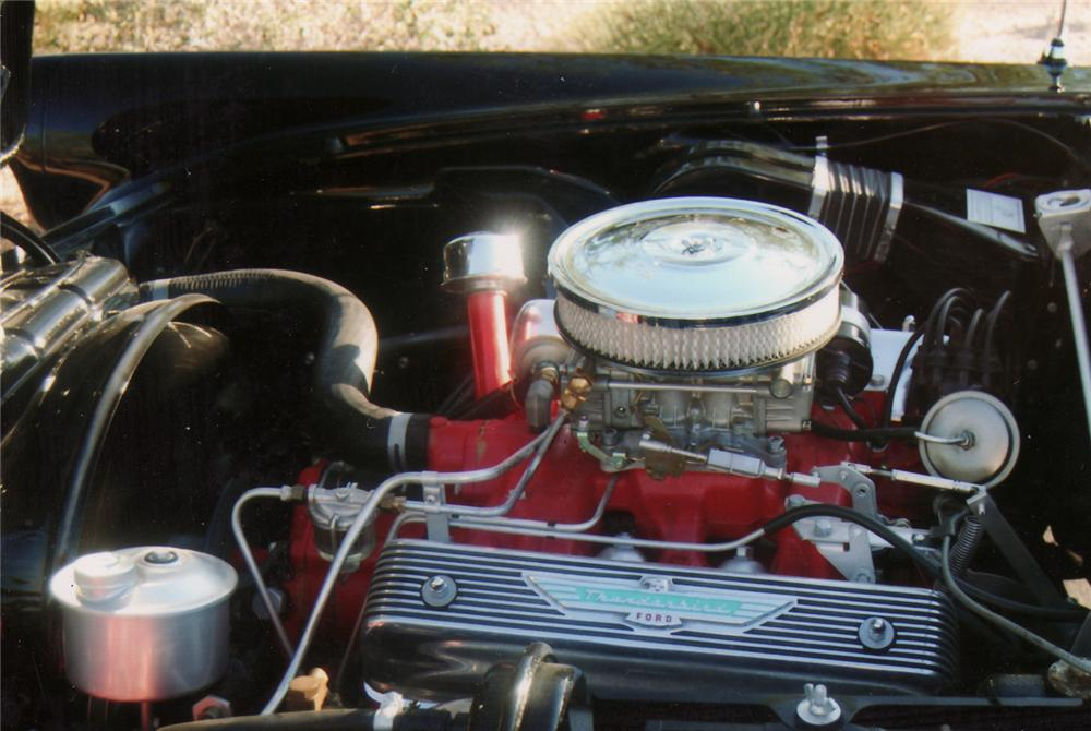 1955 FORD THUNDERBIRD CONVERTIBLE - Engine - 70788