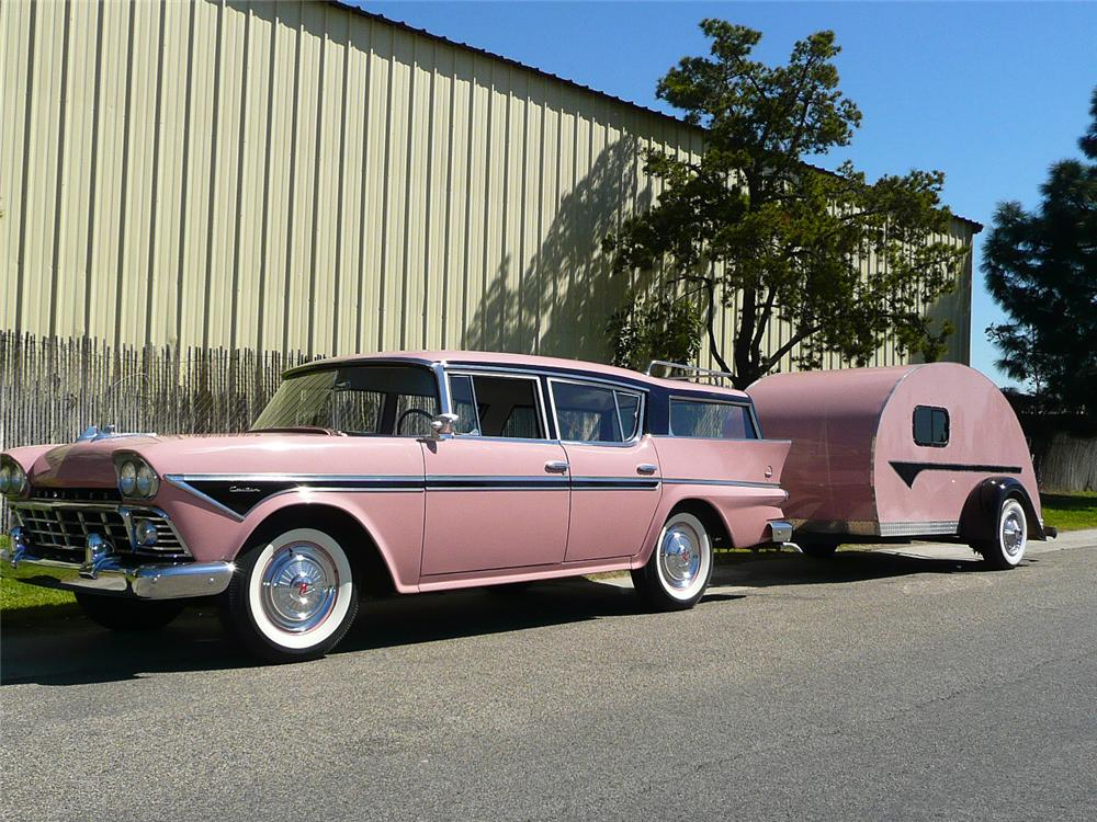 1958 rambler cross country station wagon 70798. Black Bedroom Furniture Sets. Home Design Ideas