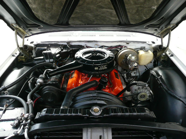 1962 CHEVROLET IMPALA SS COUPE - Engine - 70802